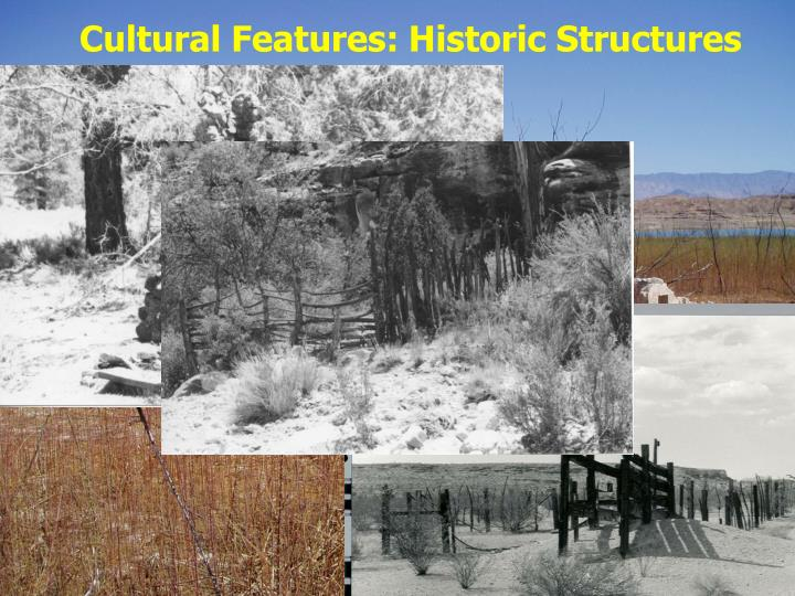 Cultural Features: Historic Structures
