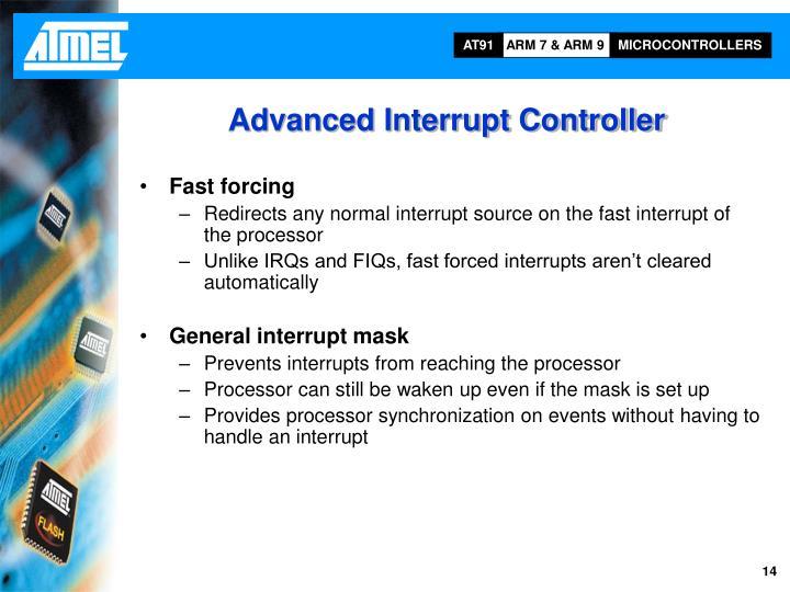 Advanced Interrupt Controller