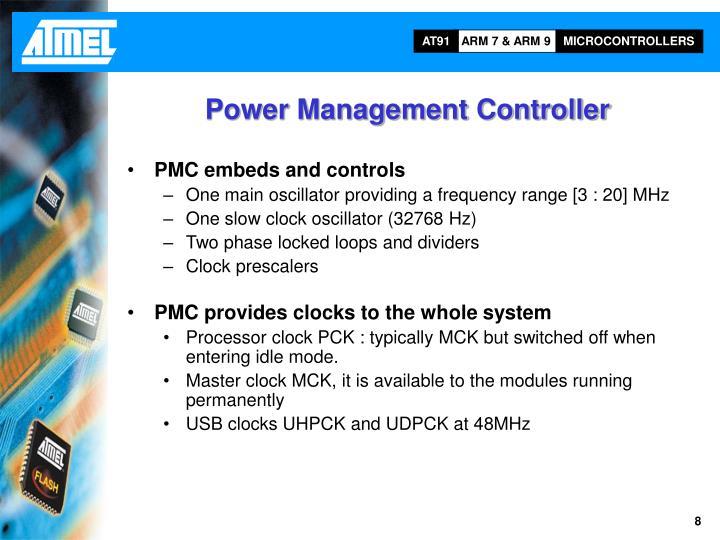 Power Management Controller