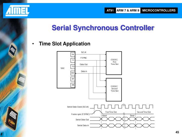 Serial Synchronous Controller