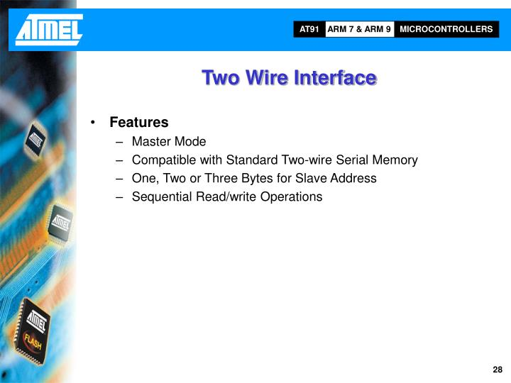 Two Wire Interface