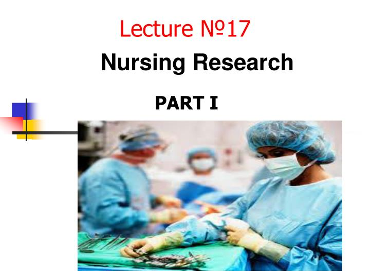nursing research n.