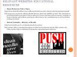 relevant websites educational resources1