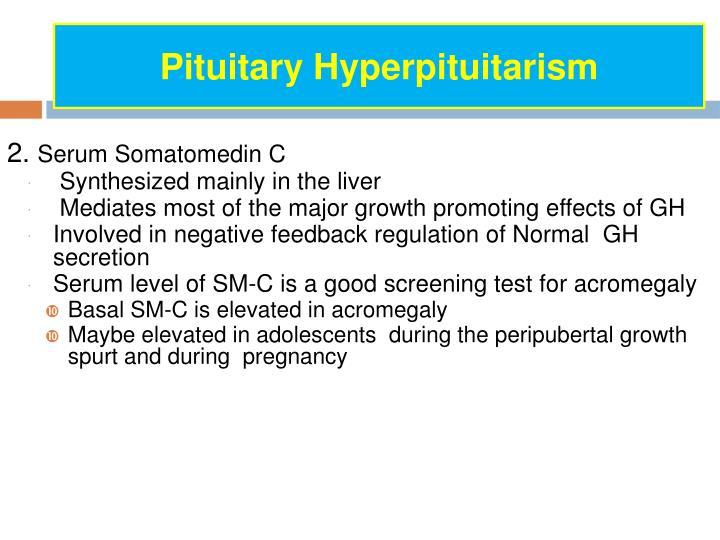 Pituitary Hyperpituitarism