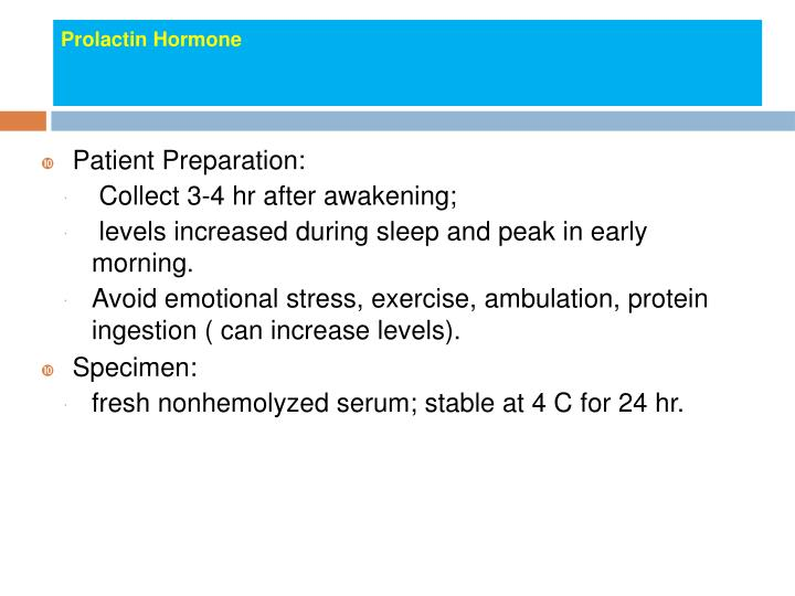 Prolactin Hormone