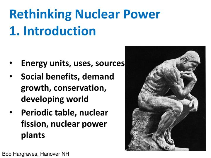 is expanding nuclear power really beneficial to society development essay Myths and facts about solar energy expanding solar power is essential to meet climate goals the equivalent of more than two nuclear-power plants.