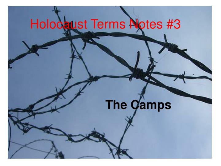 the camps n.