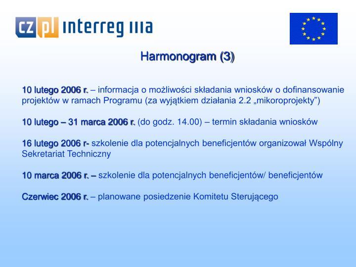 Harmonogram (3)
