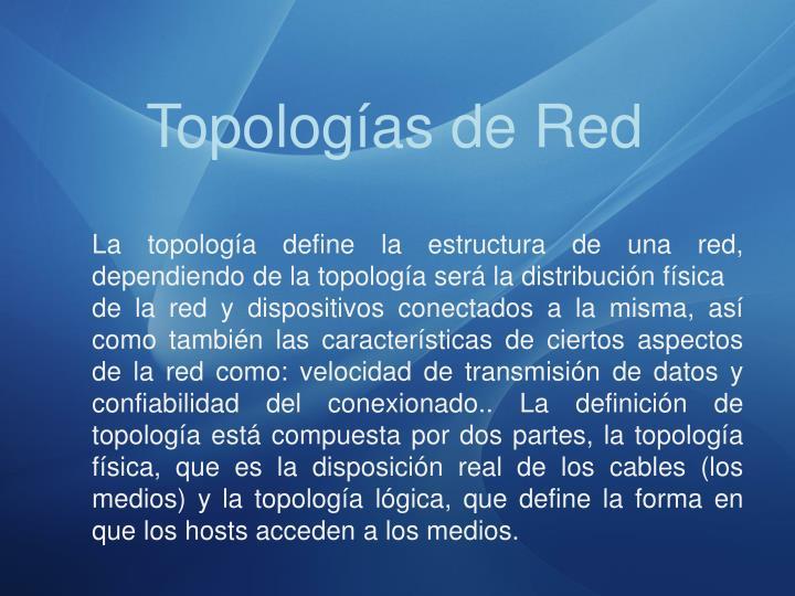 Topolog as de red1