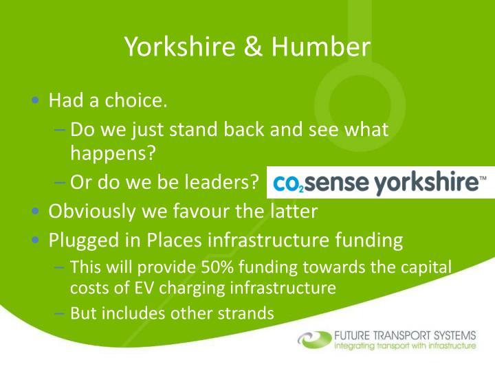 Yorkshire & Humber