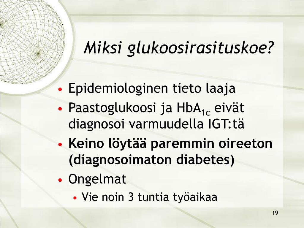 Hba1c Laskuri