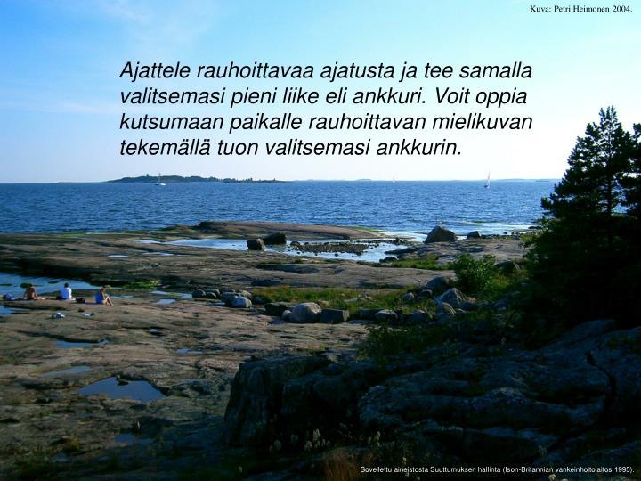 Kuva: Petri Heimonen 2004.