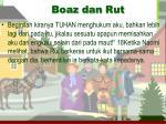 boaz dan rut1