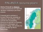 finlandia ojczyzna pisarki