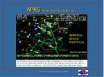 aprs range circles and path tracing