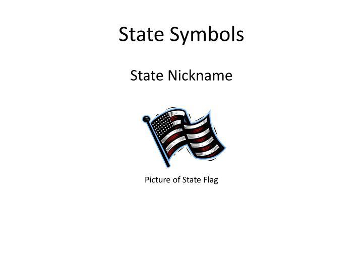 State symbols