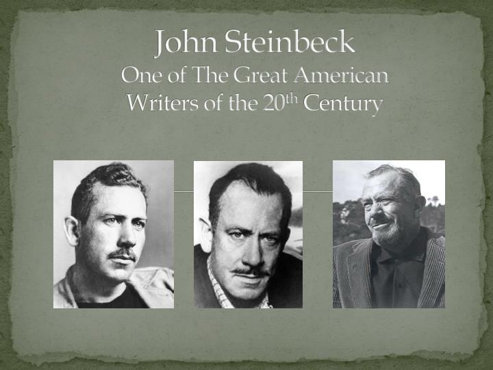 20th century american essayists