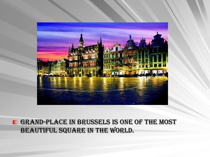 Grand-Place in