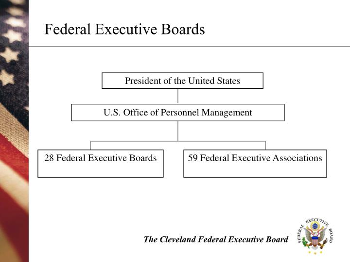 Federal Executive Boards