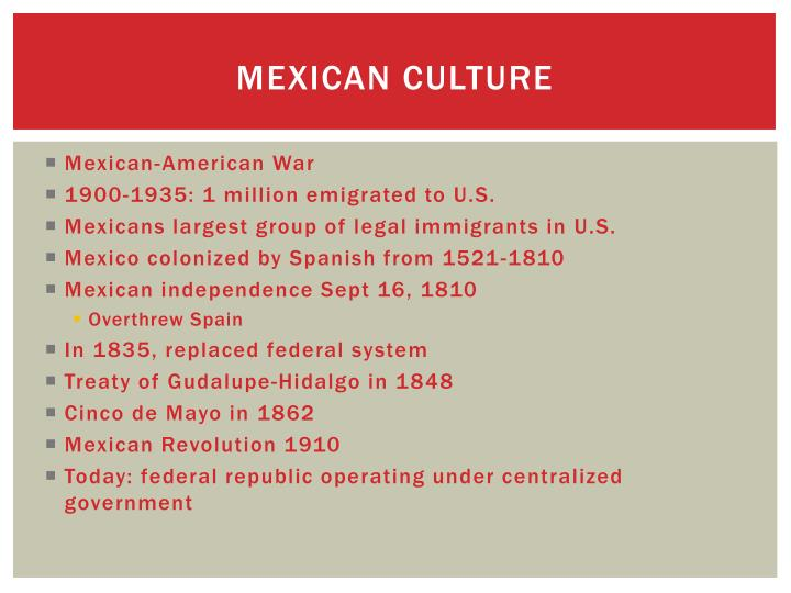 ppt food and culture of mexico powerpoint presentation id 4517936