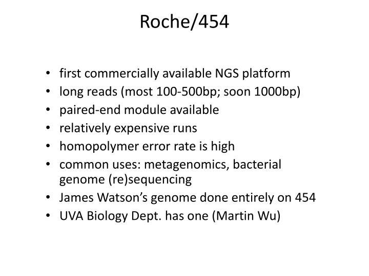 Roche/454