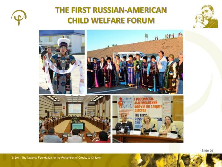THE FIRST RUSSIAN-AMERICAN