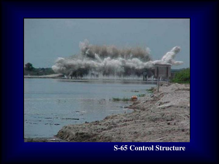 S-65 Control Structure
