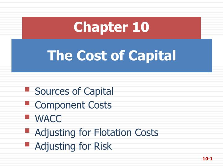 should flotation costs be included in the component cost of debt calculation Study 85 chapter 9 testbank questions flashcards from and no flotation costs are by how much would the component cost of debt used to calculate the.