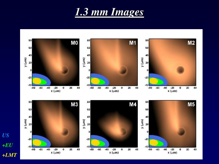 1.3 mm Images