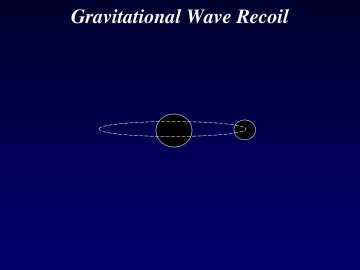 Gravitational Wave Recoil