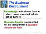 the business environment2