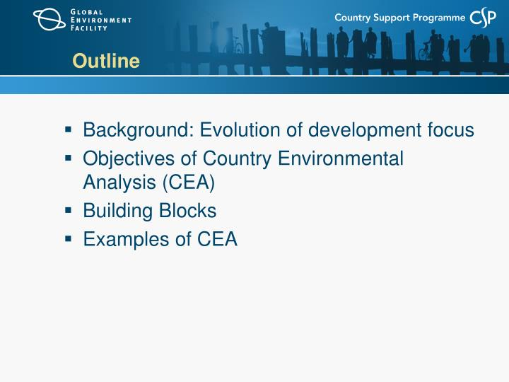 comprehensive environmental analysis outline Comprehensive environmental and technical studies would still need to occur before any agency could approve a project within any of the corridors table es‐1 is the key to the colors used in the summary table ofssion transmi alternatives and.