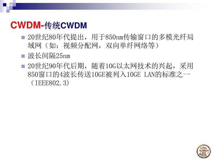 CWDM-