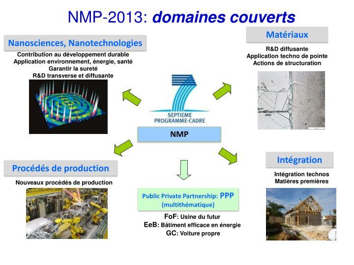 NMP-2013: