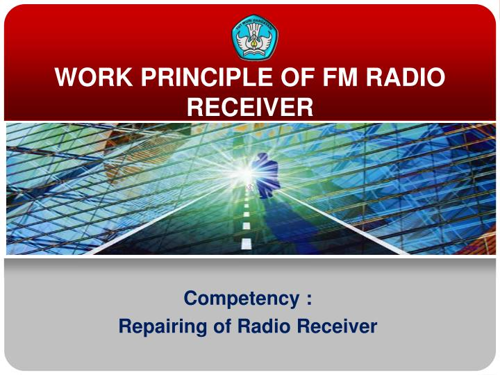 Ppt work principle of fm radio receiver powerpoint presentation work principle of fm radio receiver ccuart Gallery