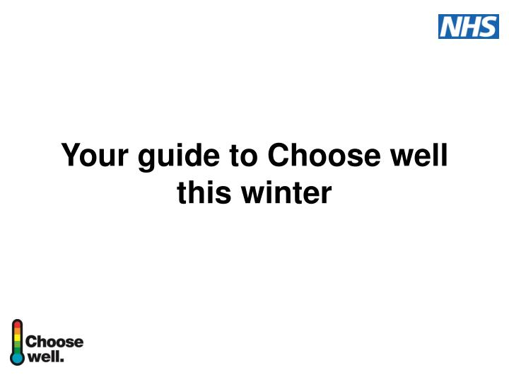 your guide to choose well this winter n.