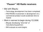 pause hd radio receivers1