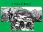 a common trench