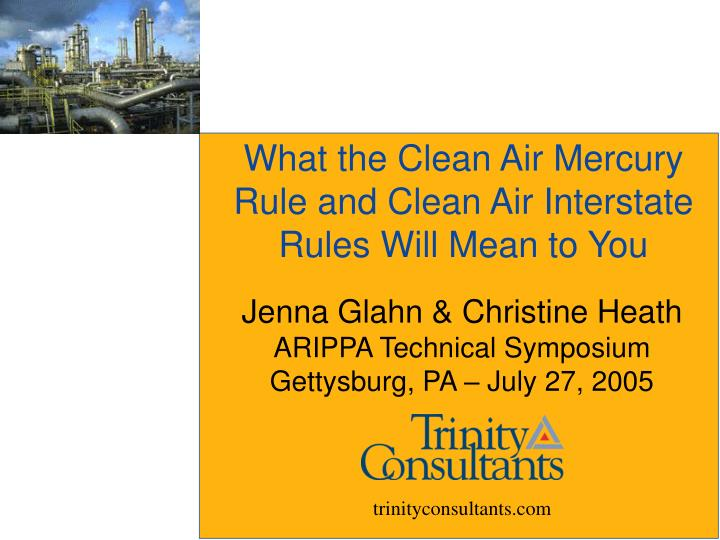 the influence of majoritarian politics in the passing of the clean air act and clean air interstate  Ap government cram uploaded by  (for example the clean air and water act  welfare programs are funded by taxes types of welfare majoritarian politics.
