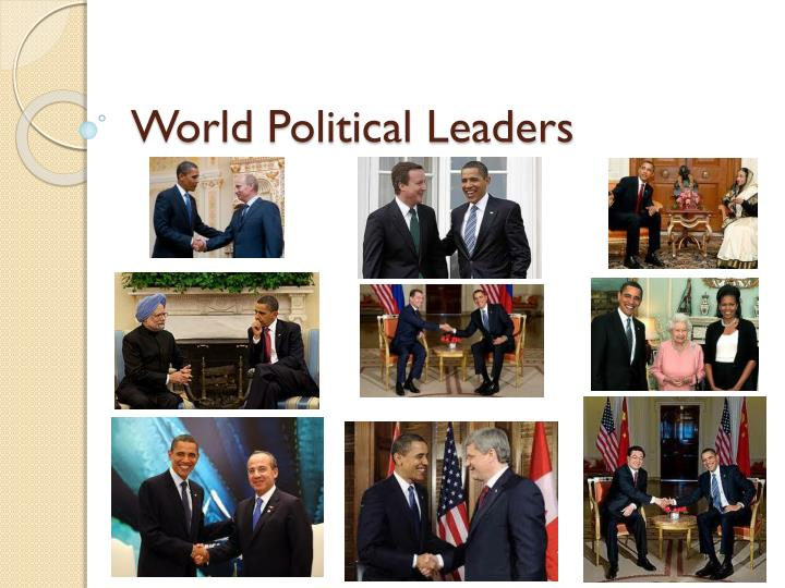 world political leaders n.