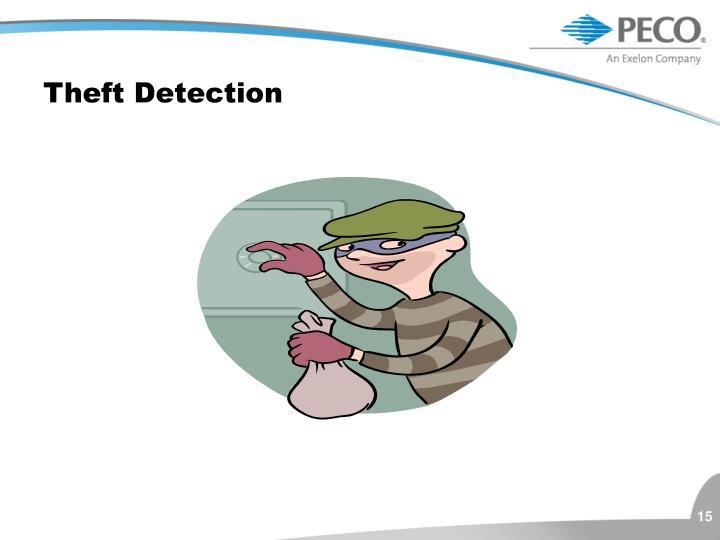 Theft Detection
