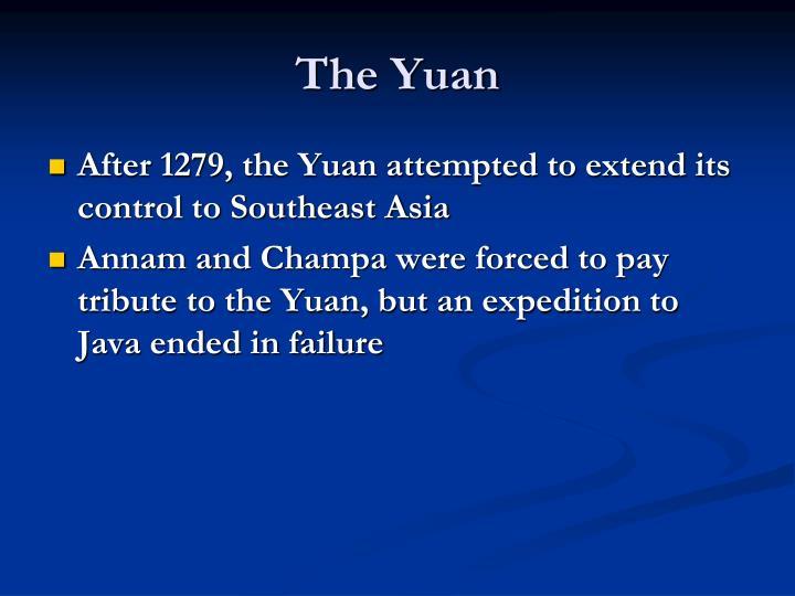 The Yuan