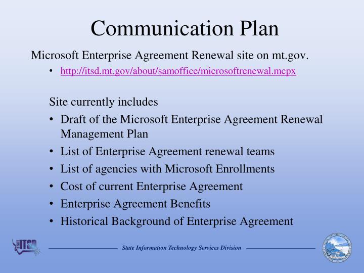Ppt Microsoft Enterprise Agreement Renewal January 8 2014