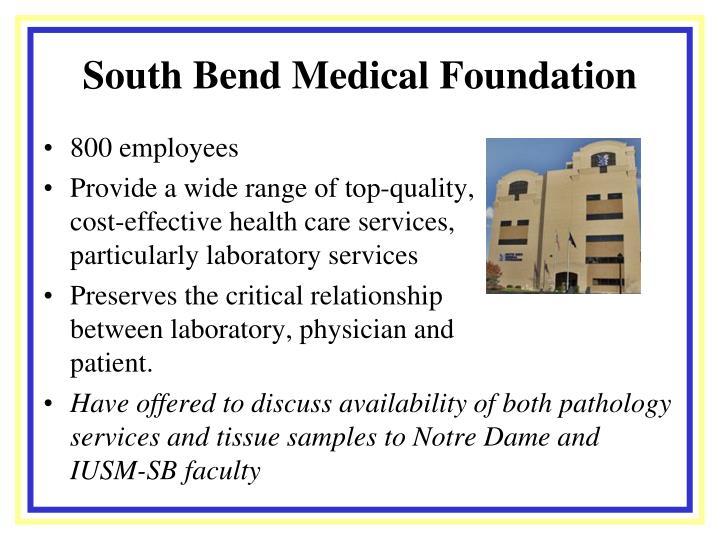 South Bend Medical Foundation