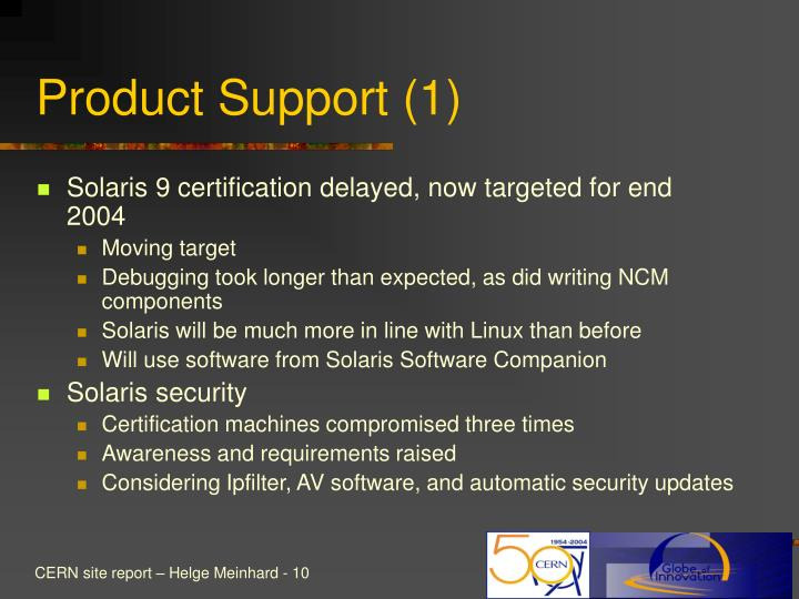 Product Support (1)