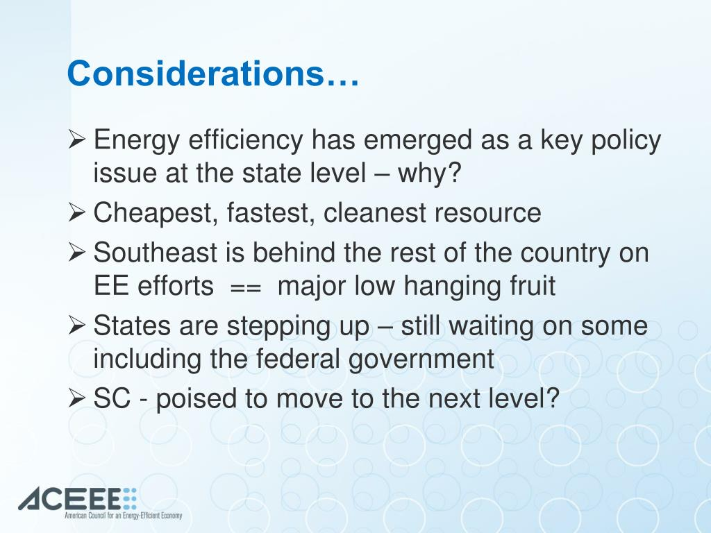 PPT - State Clean Energy Resource Project for South Carolina
