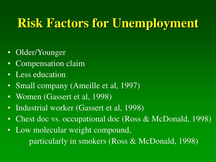 mcdonalds risk factors My early life research focuses on factors associated with growth and  development in  markers of pubertal development are suggested breast cancer  risk factors.