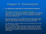 chapter 5 constructivism10
