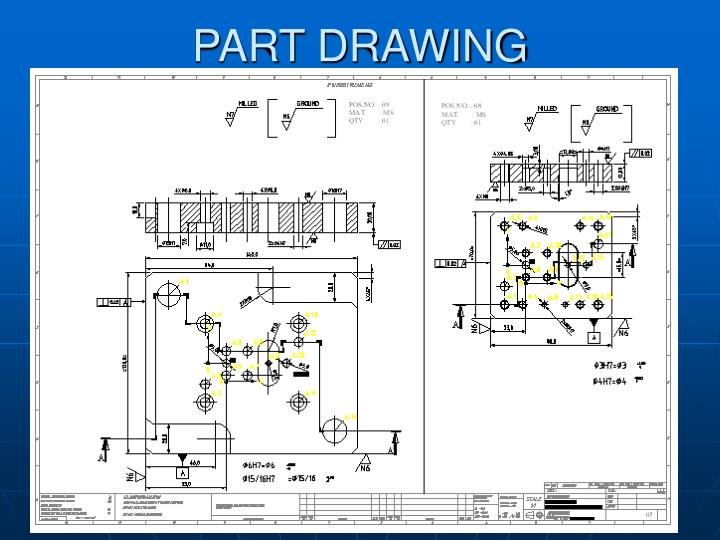 PART DRAWING