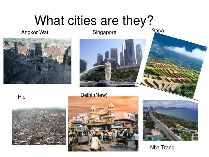 What cities are they?